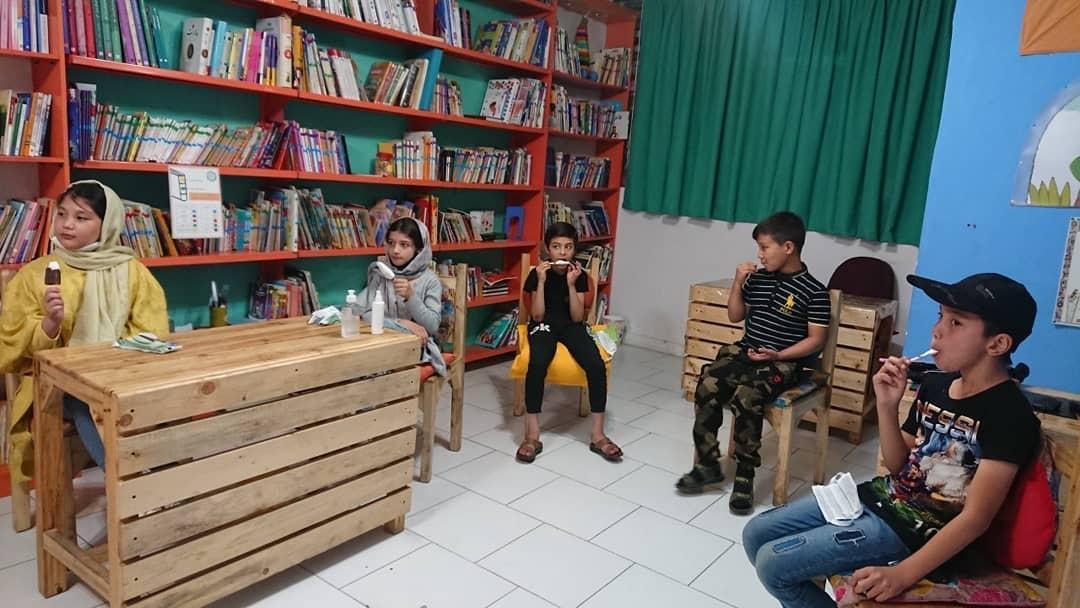 student workshop story